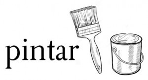 Pintar es una palabra con seis letras